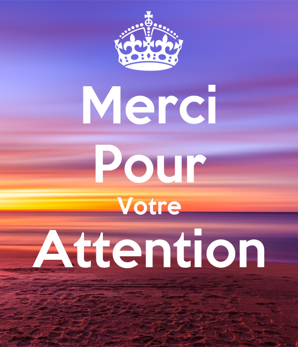 merci pour votre attention poster anass keep calm o matic. Black Bedroom Furniture Sets. Home Design Ideas
