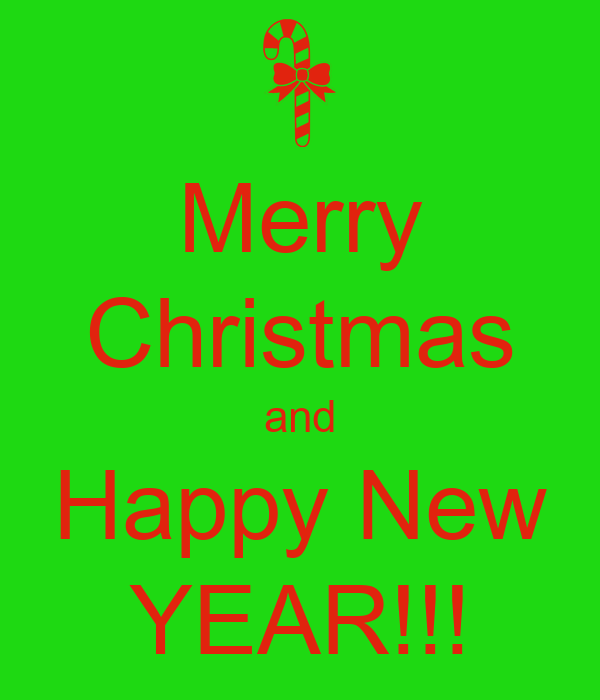Merry christmas and happy new year keep calm and for Why is it merry christmas and not happy christmas