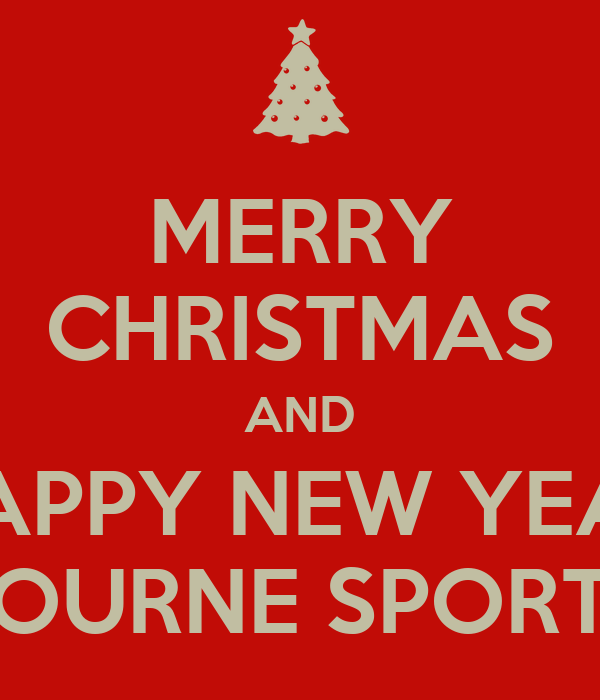 merry christmas and happy new year from melbourne sports institute