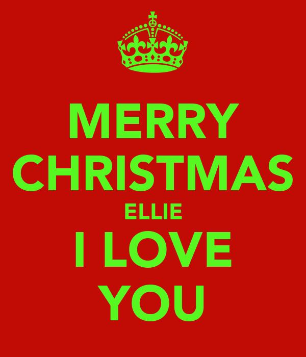 I Love You Quotes Christmas : merry christmas i love you merry christmas holli i love