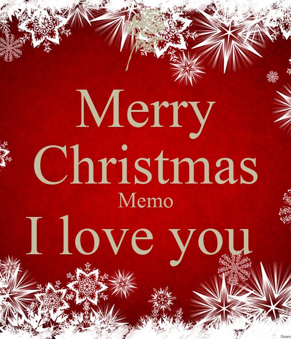 Merry christmas i love you imgkid the image