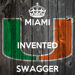 Miami invented swagger keep calm and carry on image for Miami invented swagger t shirt