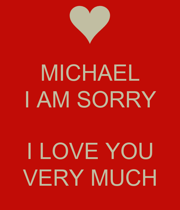 I love michael wallpaper