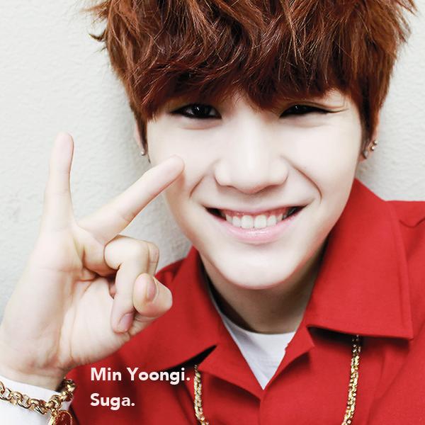 Min Yoongi. Suga. Poster   n   Keep Calm-o-Matic