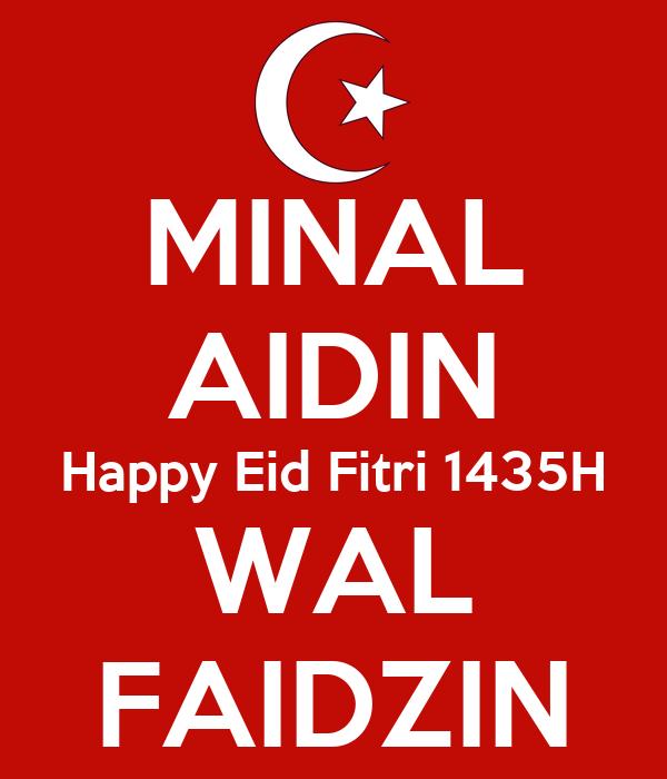 Image Result For Minal Aidin Wal Faidzin