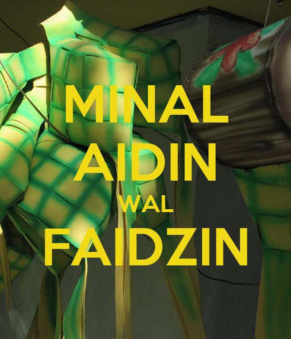 Minal Aidin Wal Faidzin, Mohon Maaf Lahir Dan Bathin