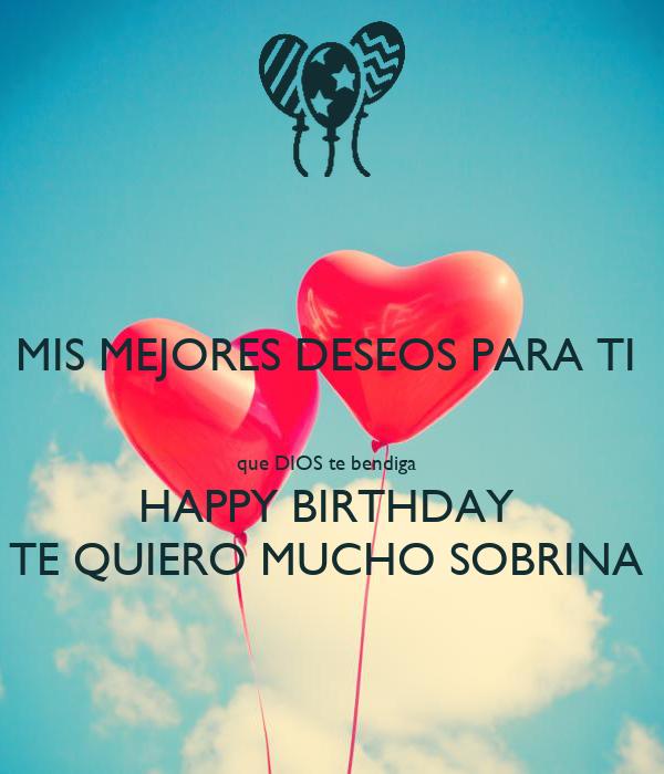 Imagenes De Happy Birthday Para Sobrina Joshviewco