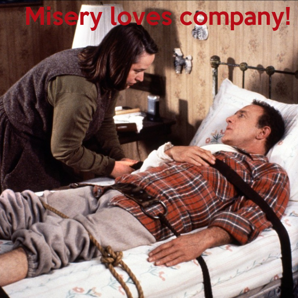 Misery Loves Company - Player Hater