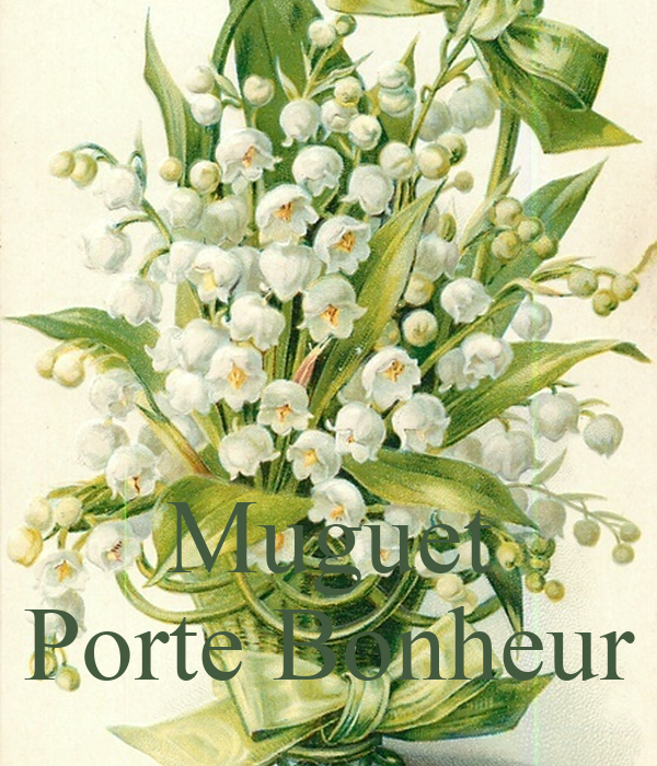 Muguet porte bonheur keep calm and carry on image generator - Image muguet porte bonheur ...