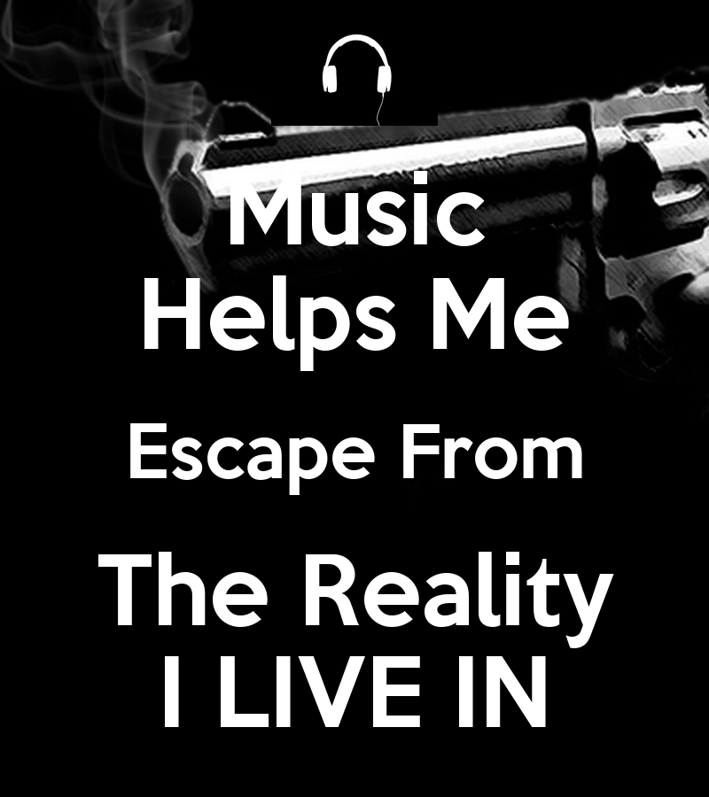 music escape from reality 8tracks is radio, rediscovered - escape from reality by lenavaz99 in amityville | music tags:.