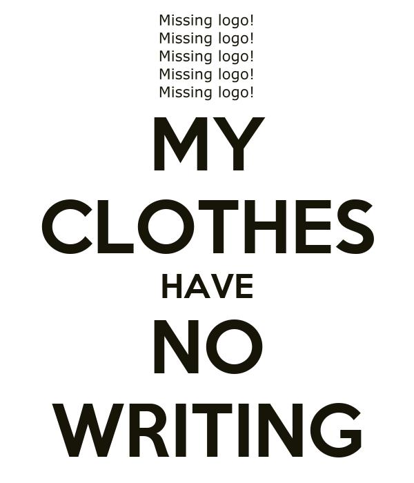 No Writing - suggest keyword