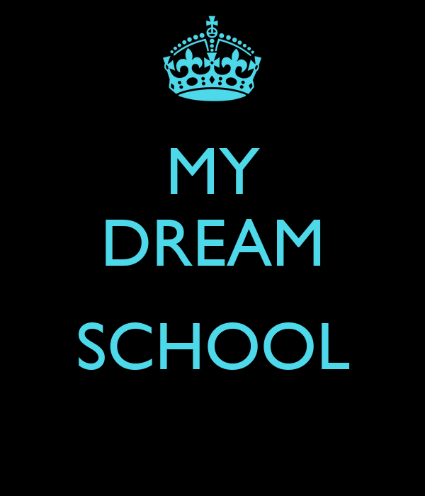 university of my dream Part one sure, it's a long shot but after overcoming poverty, fire, and stray gang bullets, do you want to bet against sedale threatt jr.