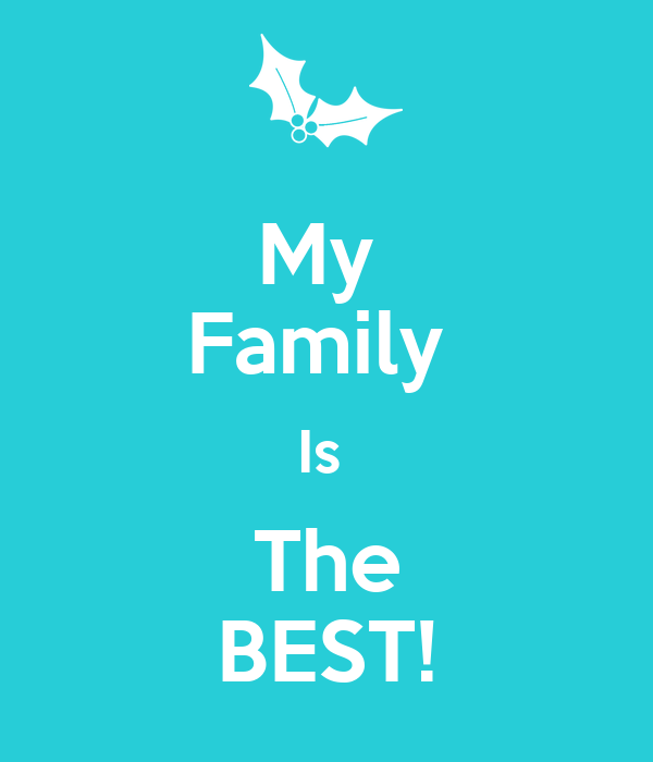 I Love My Family, Family love is the best Posted on June 12, June 12, by steve I Love My Family, Family taboo, Family love is the best, My name is Steve and I love my family.