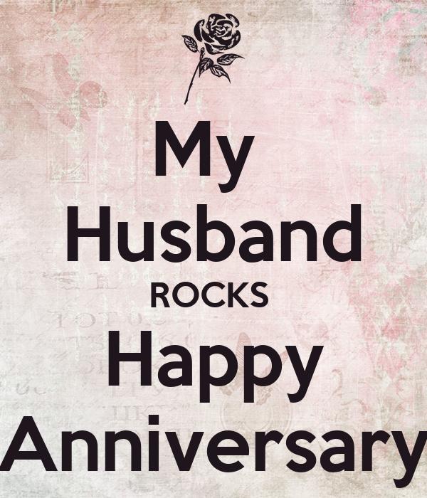Happy Anniversary My HusbandHappy 1st Anniversary To My Husband