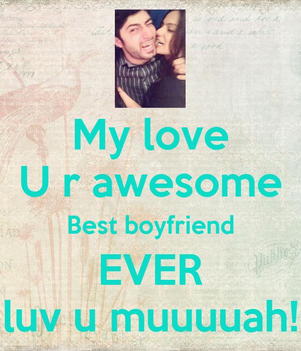 i love u boyfriend