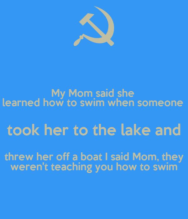Why don't black Americans swim?