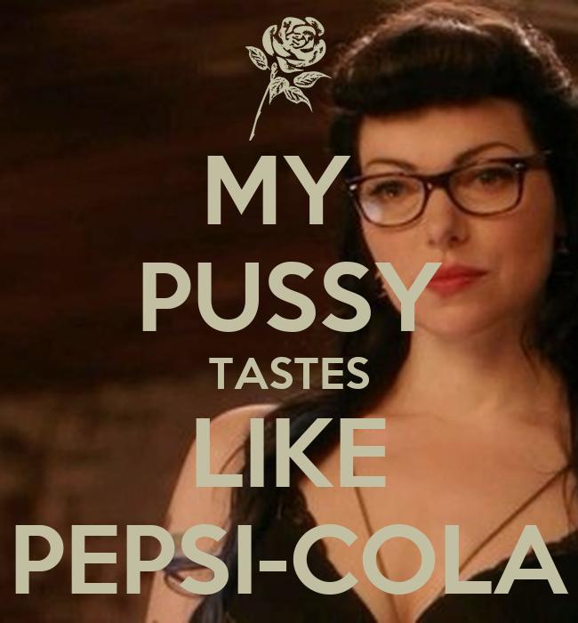 pussy tastes like