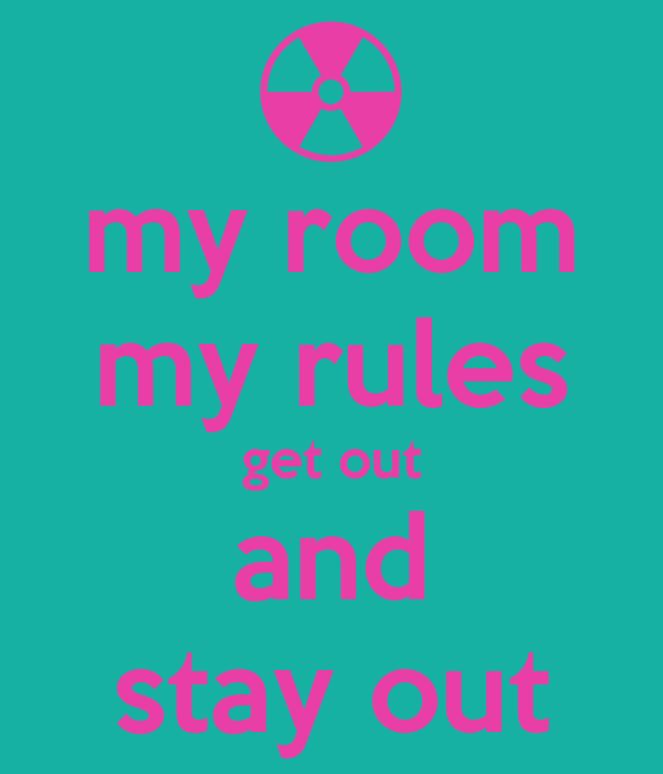 my room rules Three year old girl counts out rules of her room with a little help from her big brother (no hitting rules refer to parts of the body that are off-limits du.