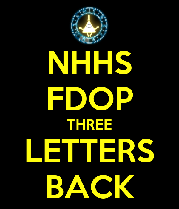 3 letters back nhhs fdop three letters back poster iyroeagle keep 20088