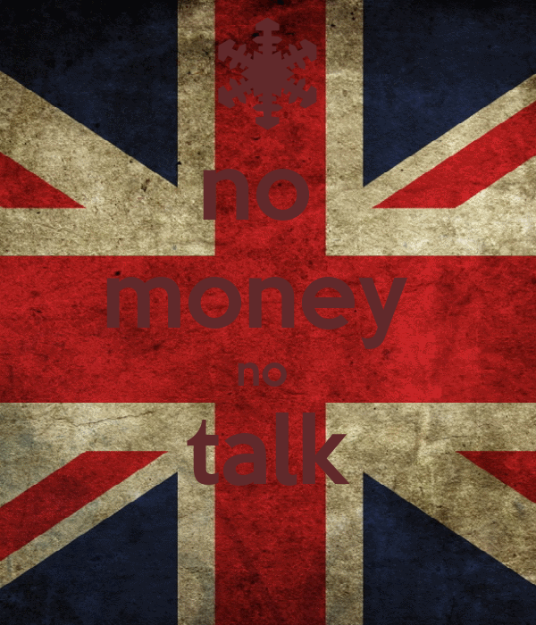 no money no talk essay Get an answer for 'can money buy happiness  if this is for an essay, i think all of these answers are good, but your answer is going to be the best.