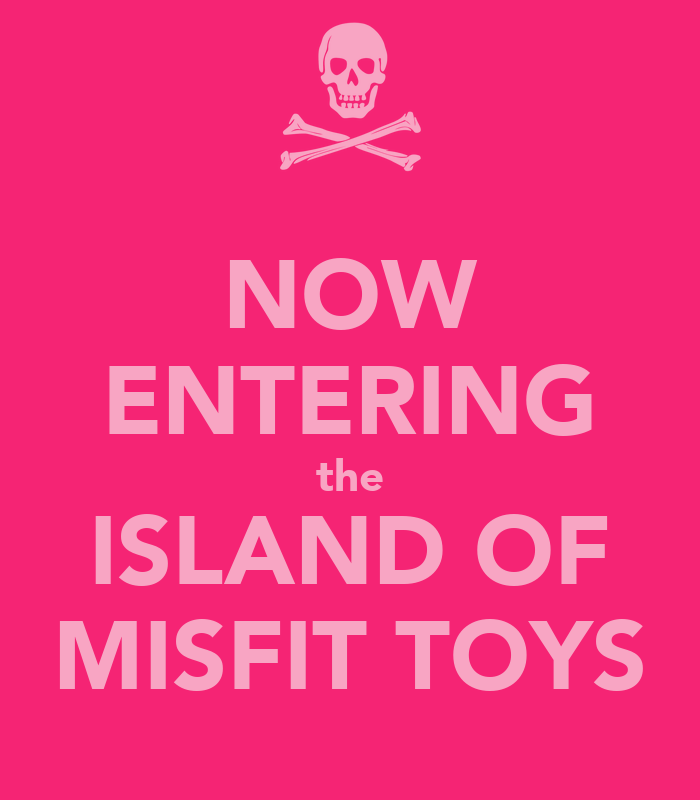 Island Of Misfit Toys Quotes 14