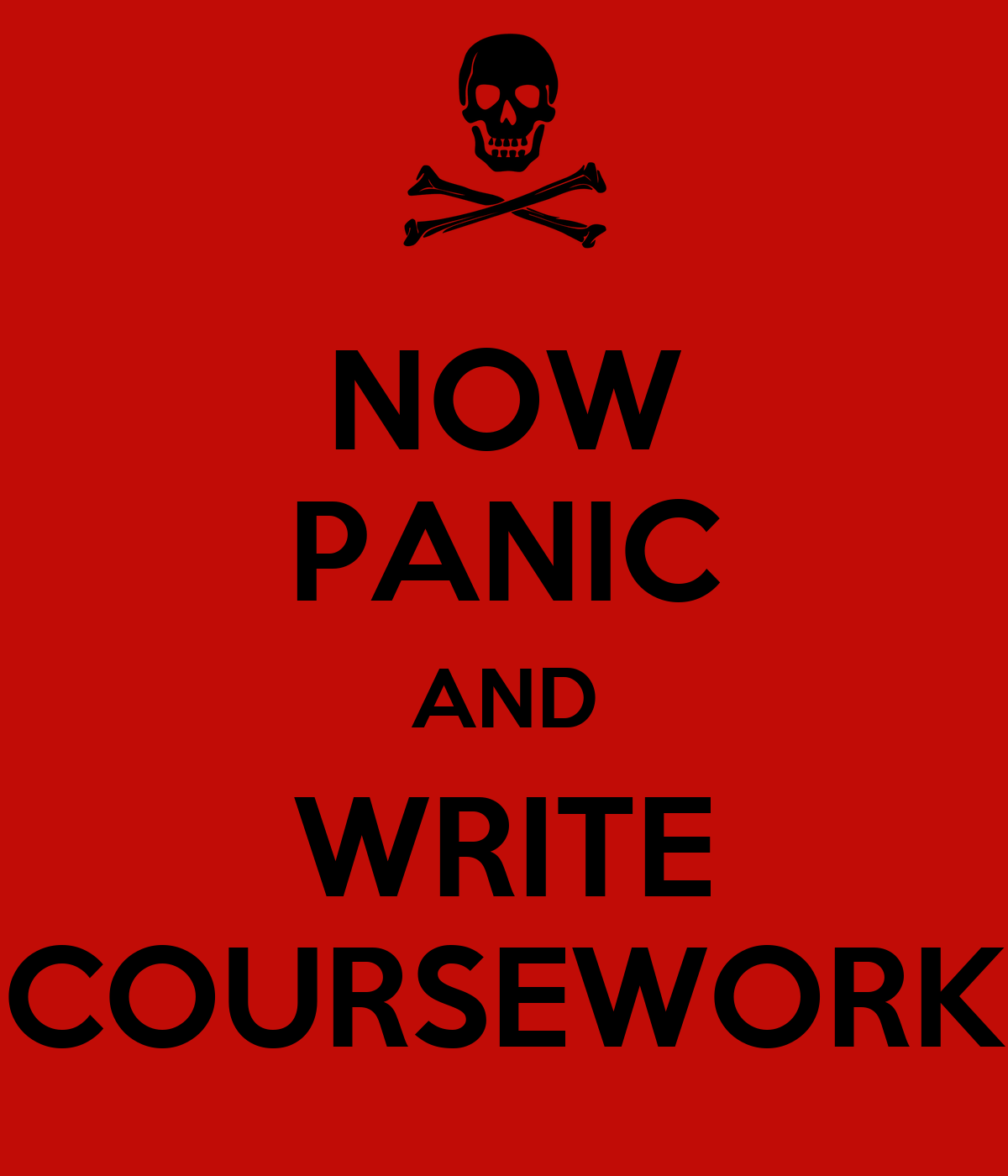 Advices for Coursework Writing