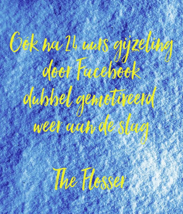 O k na 24 uurs gijzeling door facebook dubbel gemotiveerd for Door 3 facebook