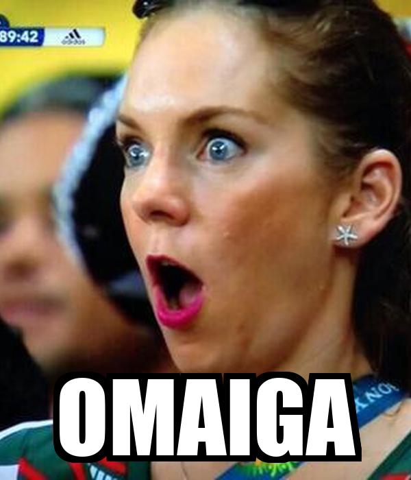 OMAIGA Poster   maxcastell   Keep Calm-o-Matic