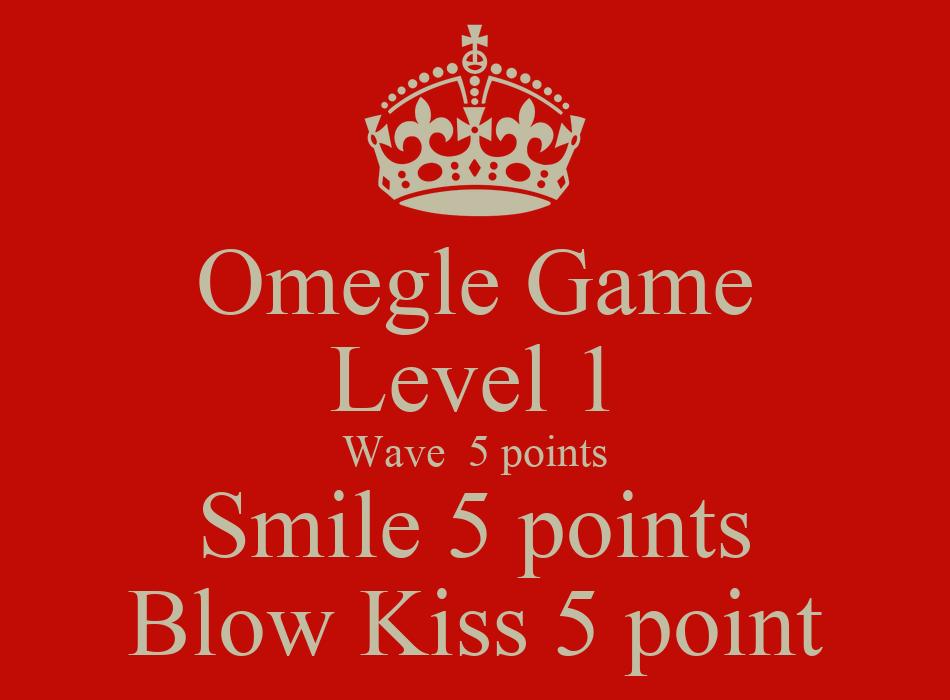 Omegle Game Level 1