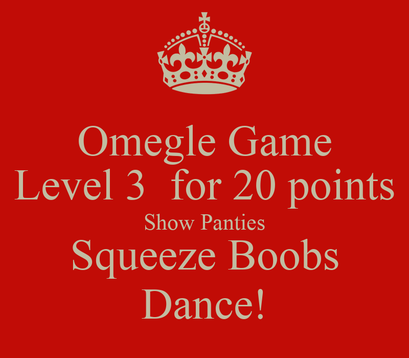 Omegle points game 3 5
