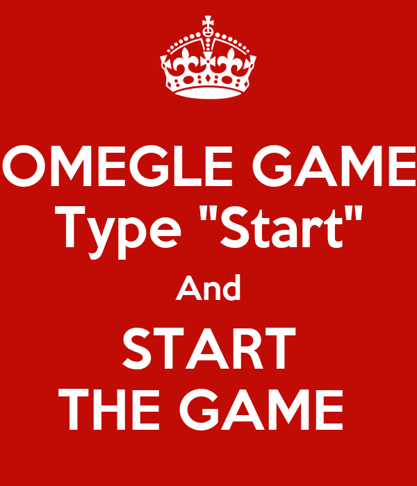 omegle flash game