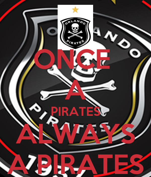 Once a Pirate