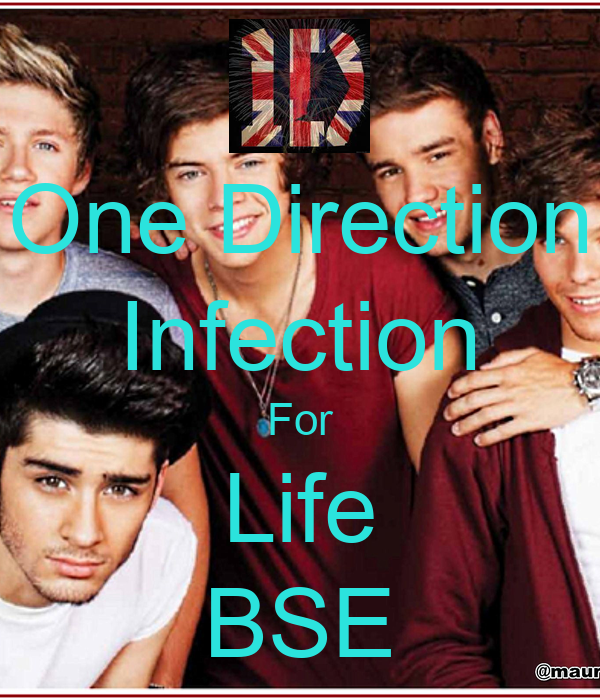 One Direction Infection! - KEEP CALM AND CARRY ON Image