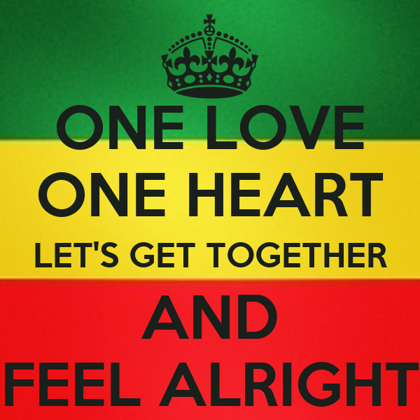 One love, one heart – bransoletka toho