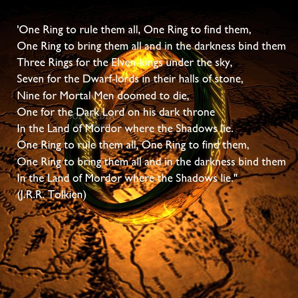 Ring Verse
