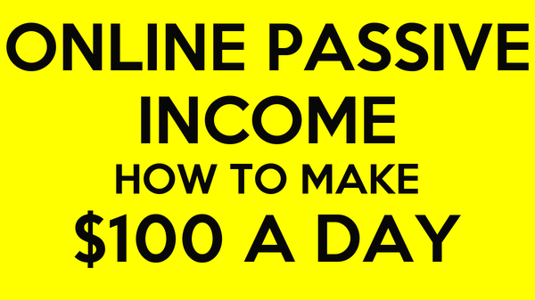 How to make $100 a day in forex