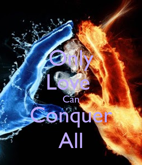 Love conquers All Wallpaper : Only Love can conquer All - KEEP cALM AND cARRY ON Image Generator