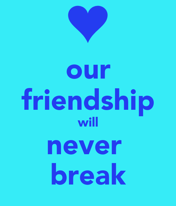 Never Break The Friendship Hd Photos