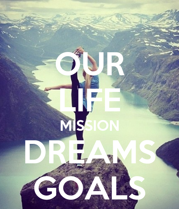 an introduction to the dreams and goals in our lives 846 words short essay on dreams article shared by sometimes even after waking, we may be doubtful whether our dream was a reality or not, especially if we happen to fall asleep in our chair and do not remember the circumstance of having fallen to sleep.