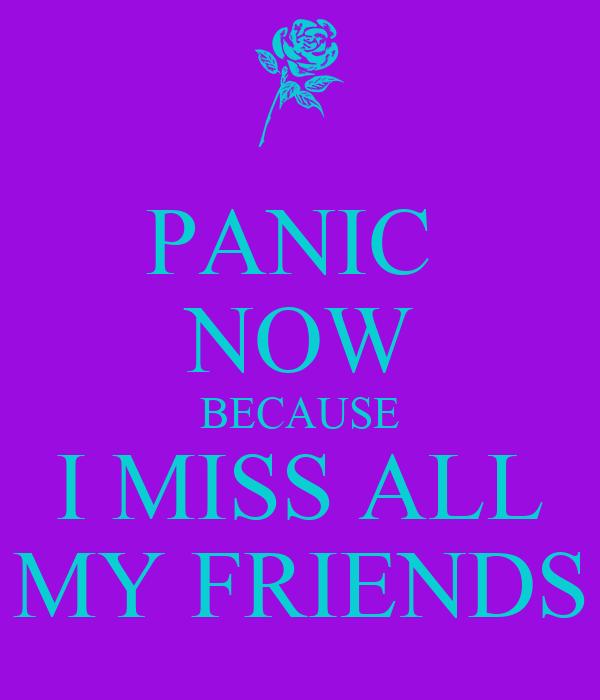 I Miss U My All Friends   www.imgkid.com - The Image Kid ...