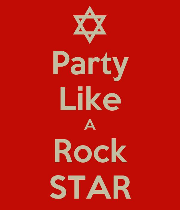 Party Lick A Rock Star 20