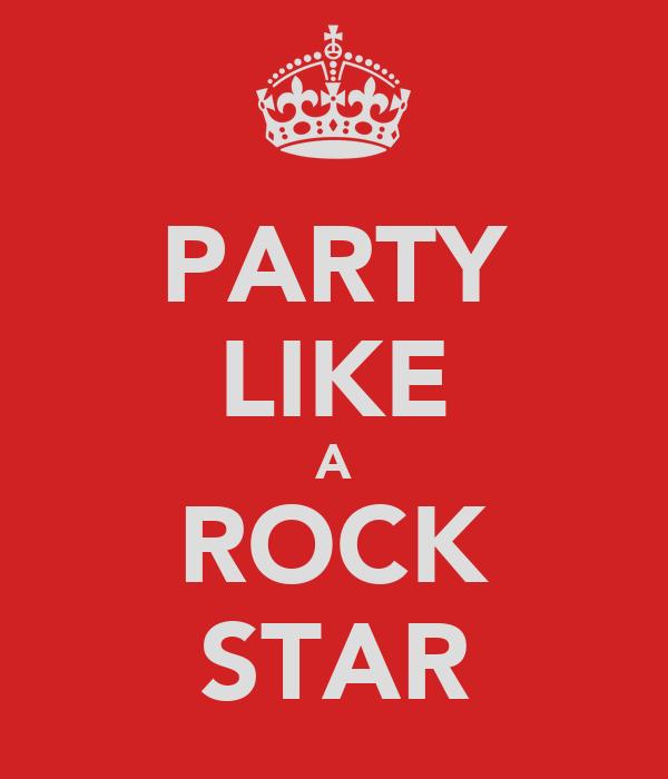 Party Lick A Rock Star 38