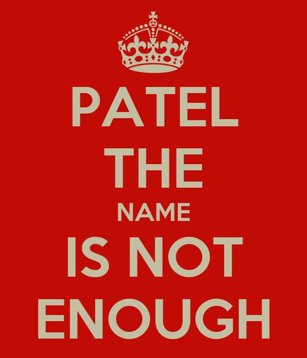 Patel logo wallpaper for Patel name meaning