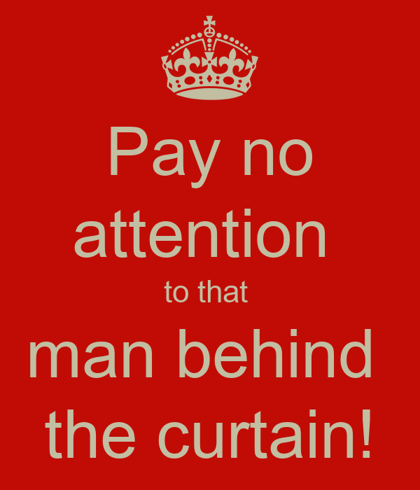 pics comments attention that behind curtain