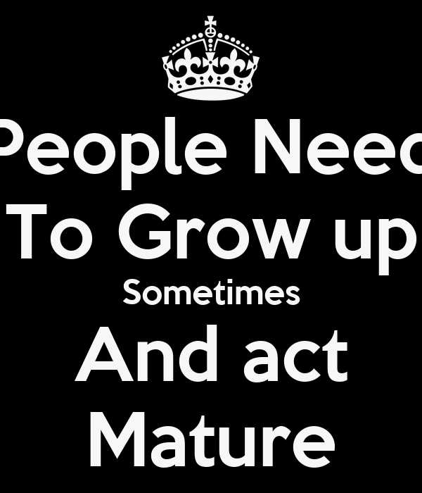 Act Mature 63