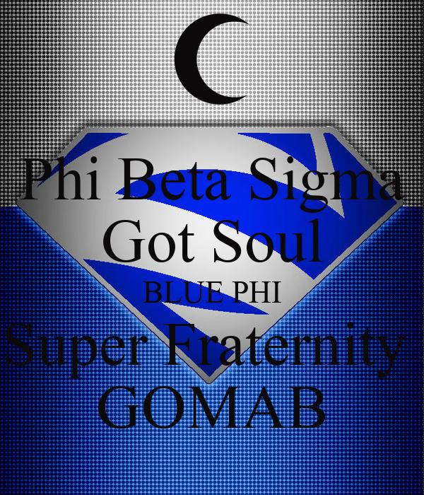 Phi Beta Sigma Wallpaper Phi Beta Sigma Got Soul Blue