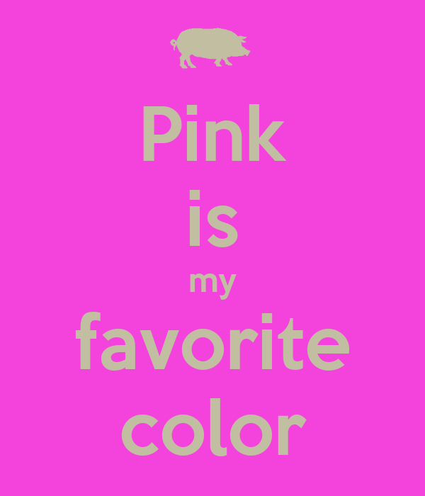 my favourite colour is pink essay Essay on favourite colour pink - favourite colour kids writing - kidsessayscom my.