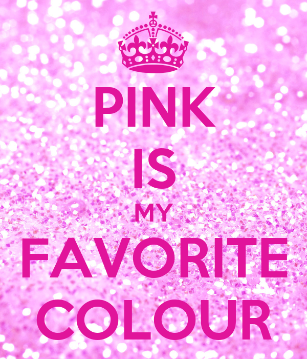 favorite color pink essay What your favorite color says about you and, on a whole, lack the passion that comes with loving a real color if your favorite color is pink.