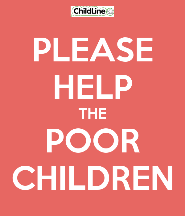 please support kids