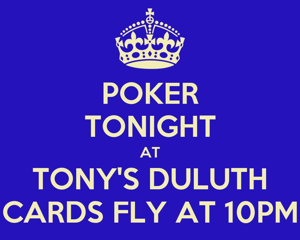 Duluth poker
